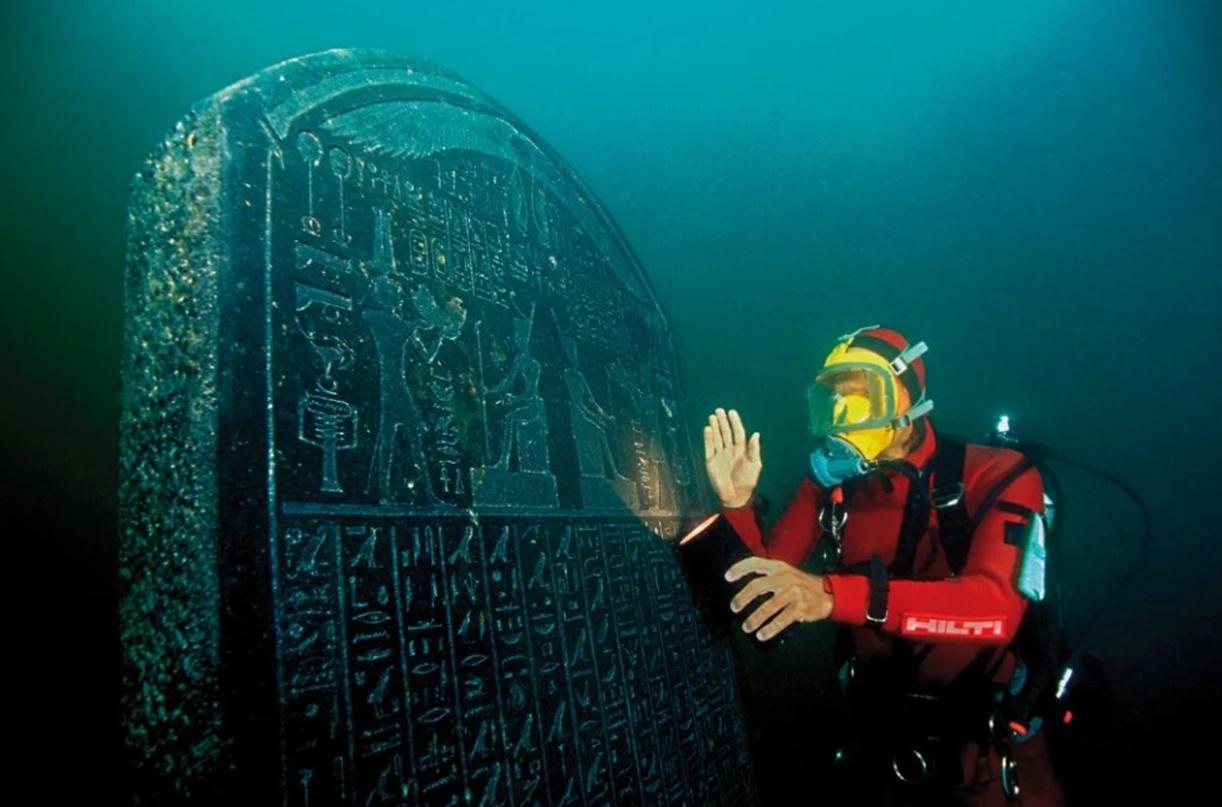 Antik Mısır'ın Atlantis'i