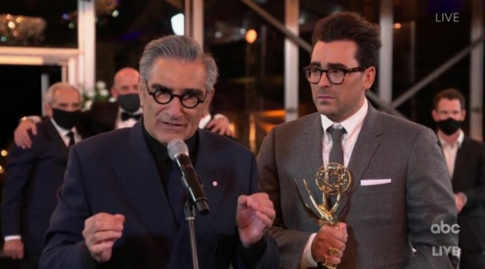 72. Emmy Ödülleri Schitt's Creek