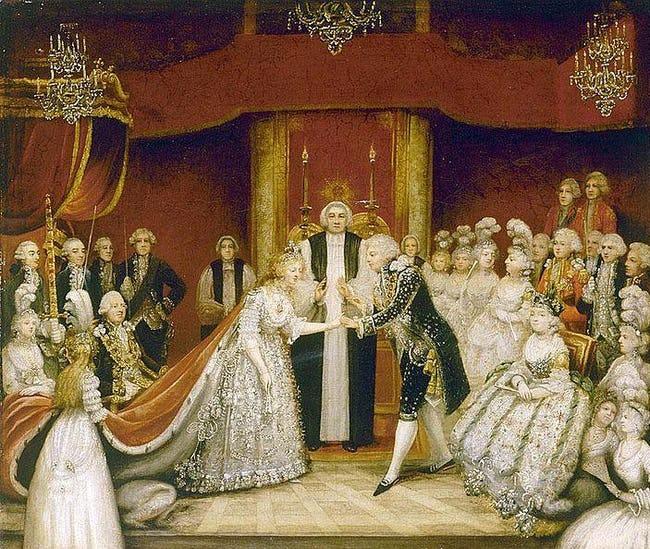 kraliyet düğünleri