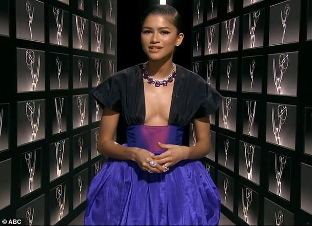 72. Emmy Ödülleri Zendaya