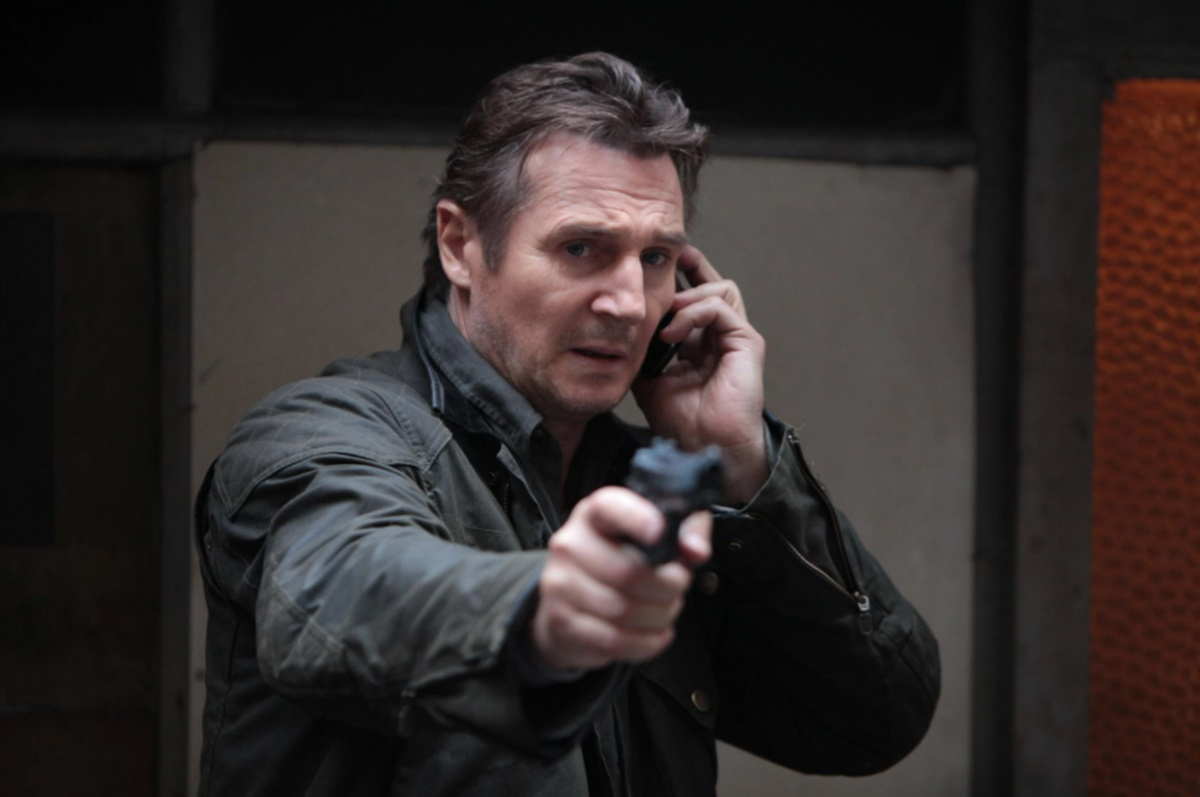 Liam Neeson filmleri 96 Saat