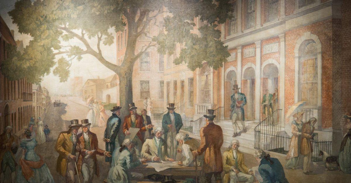Buttonwood Anlaşması