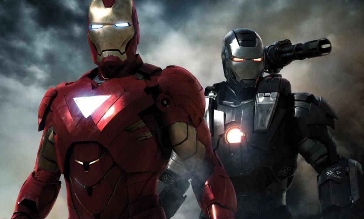 Robert Downey Jr filmleri Demir Adam 2