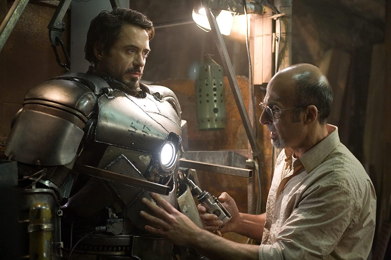 Robert Downey Jr filmleri Demir Adam