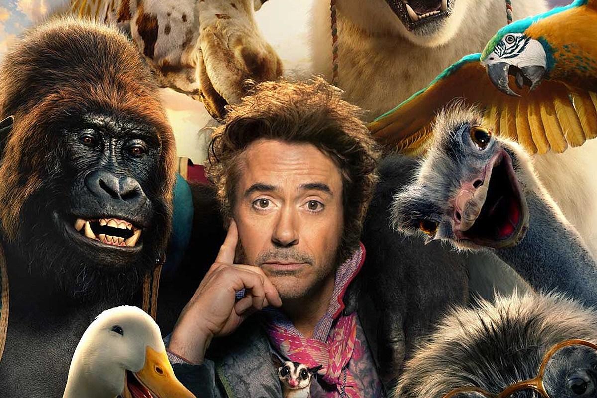 Robert Downey Jr filmleri Dolittle