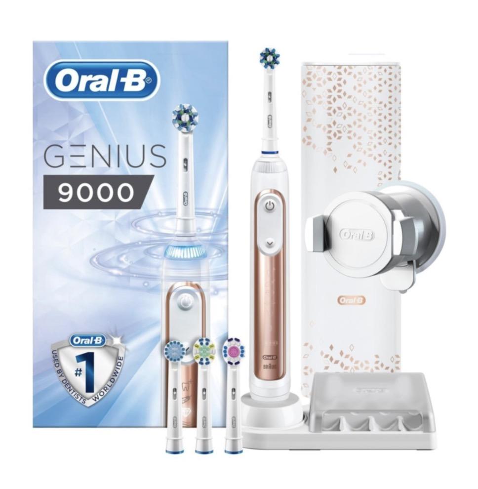 elektronik diş fırçası
