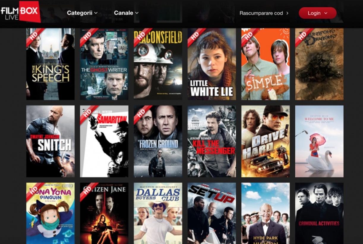 film ve dizi platformları Filmbox Live