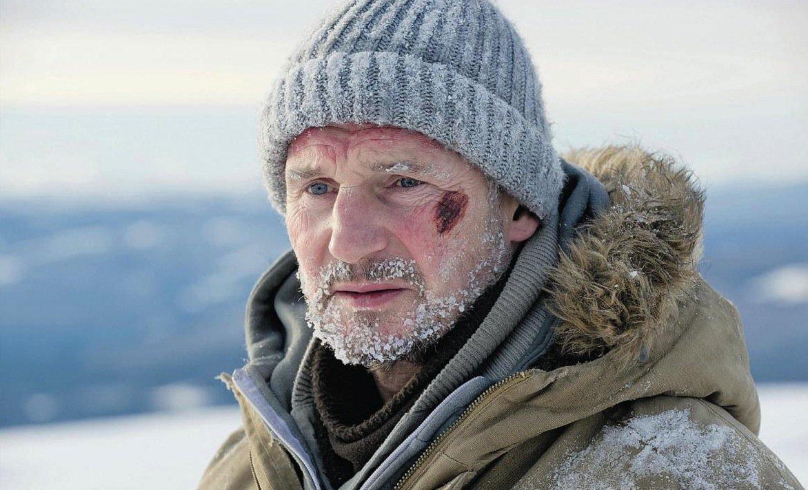Liam Neeson filmleri Gri Kurt