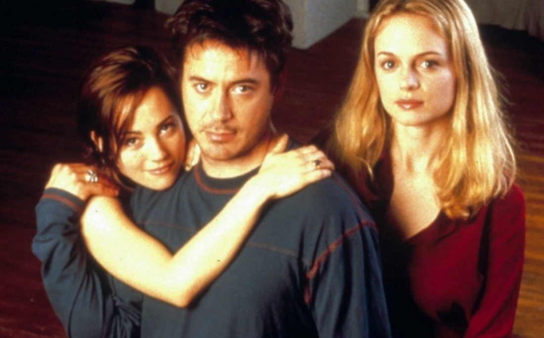 Robert Downey Jr filmleri İki Kız, Bir Erkek (1997)