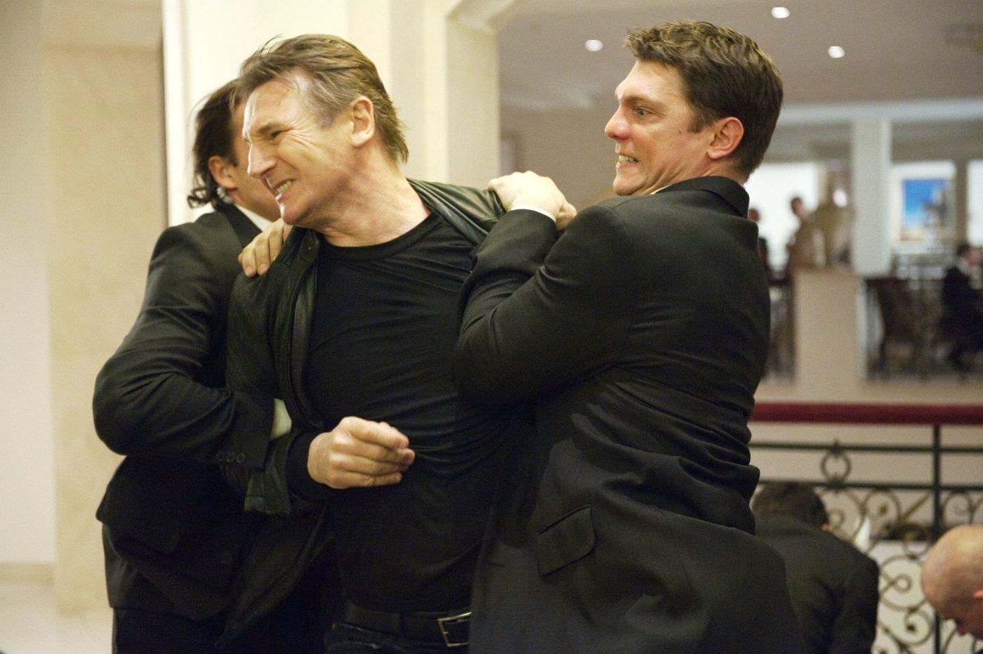 Liam Neeson filmleri Kimliksiz