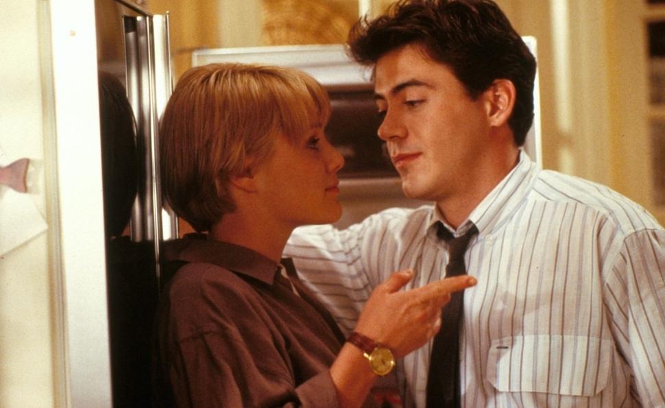 Robert Downey Jr filmleri Sil Baştan (1989)
