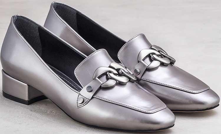 elle kadın sonbahar ayakkabı