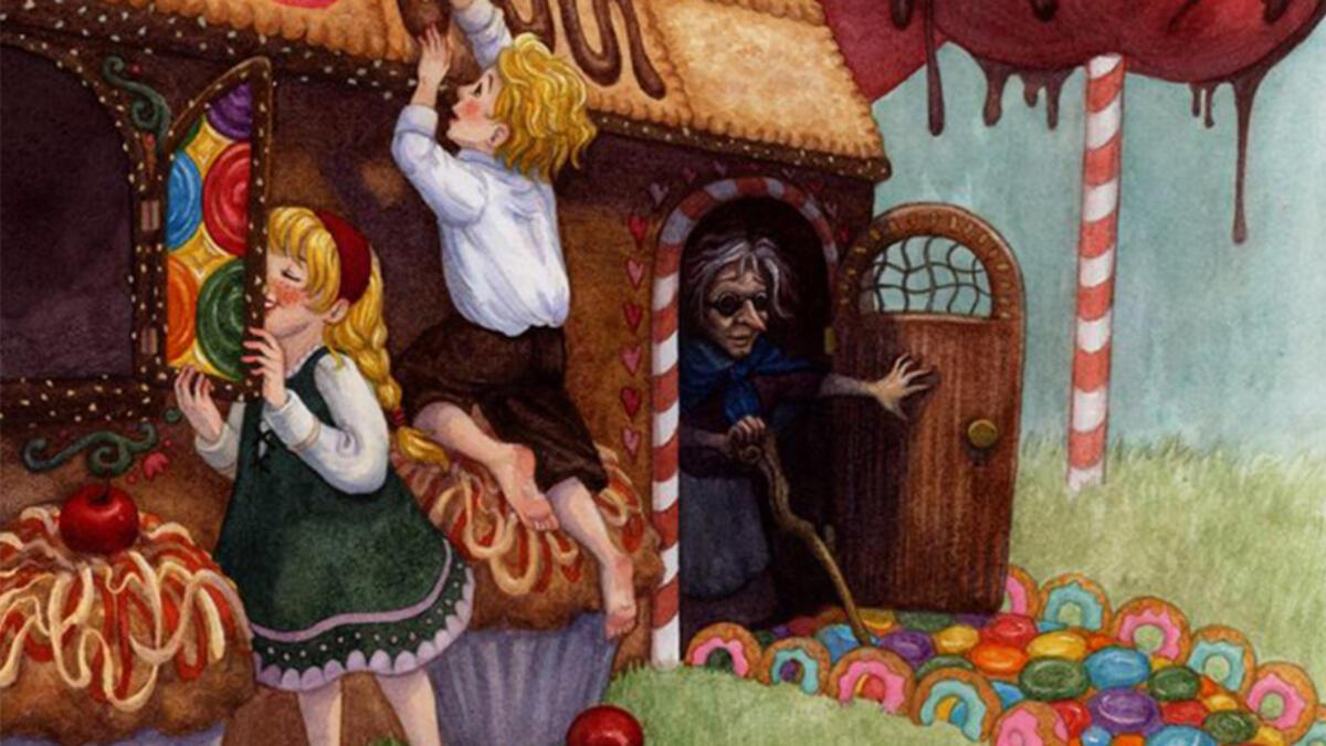 Hansel ve Gretel masal listelist