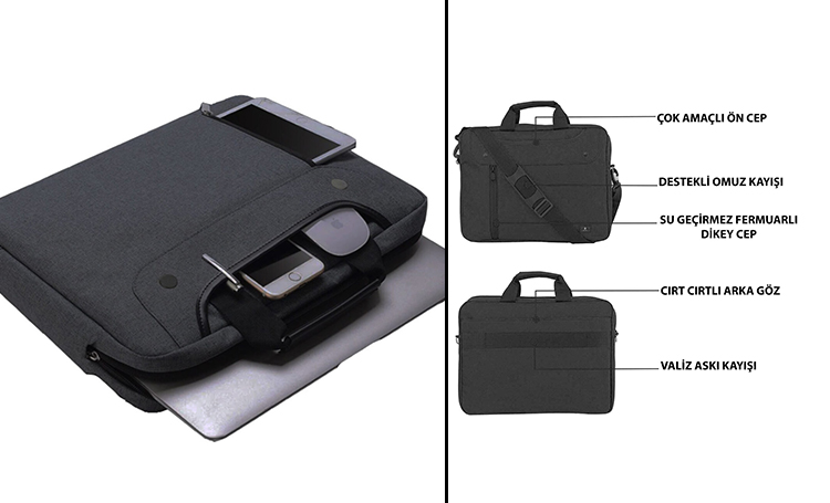 klasik laptop notebook çantası modelleri fiyatları trendyol listelist