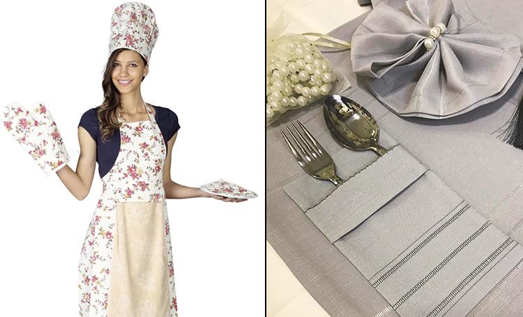 mutfak tekstili ürünleri