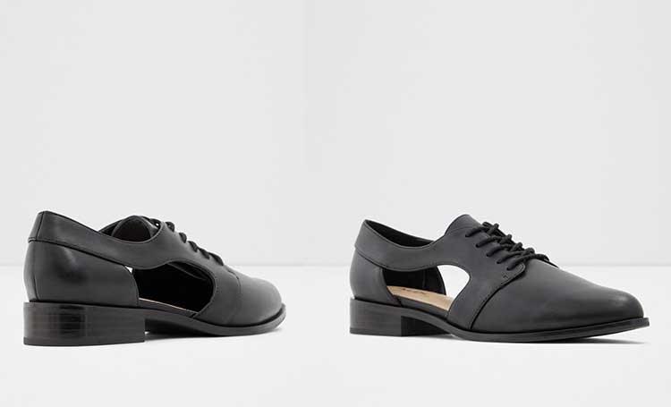 sonbahar oxford ayakkabı