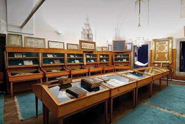 türkiyenin en eski kütüphaneleri