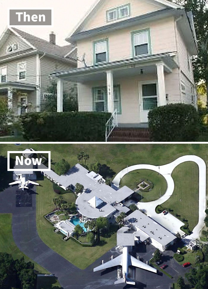 ünlülerin evleri