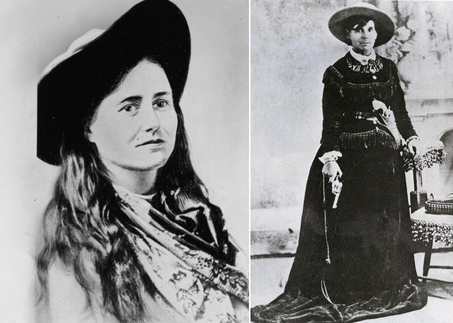 Vahşi Batı haydutları - Belle Starr