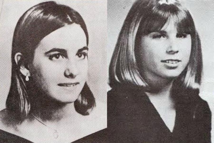 Mary Ann Pesce ve Anita Luchessa