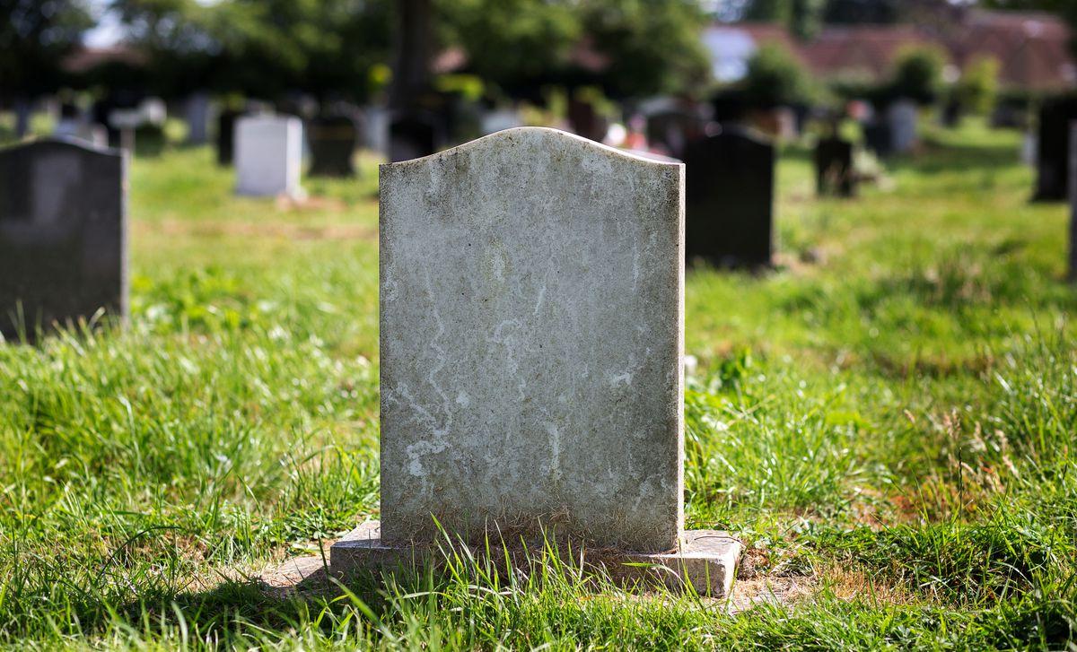 Eski tedavi yöntemleri - Mezar