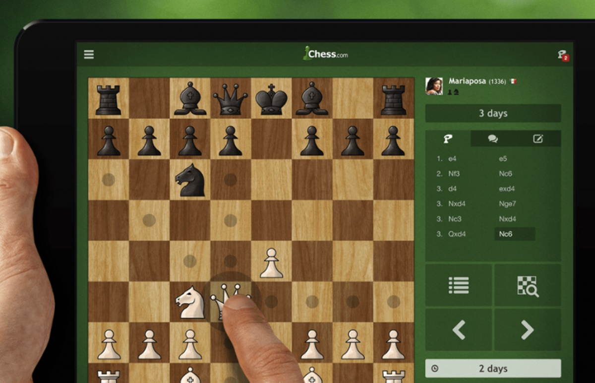 Chess - Mobil satranç uygulamaları