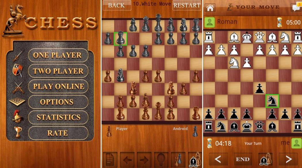 -Chess Live