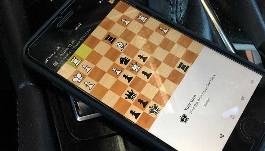lichess - Mobil satranç uygulamaları