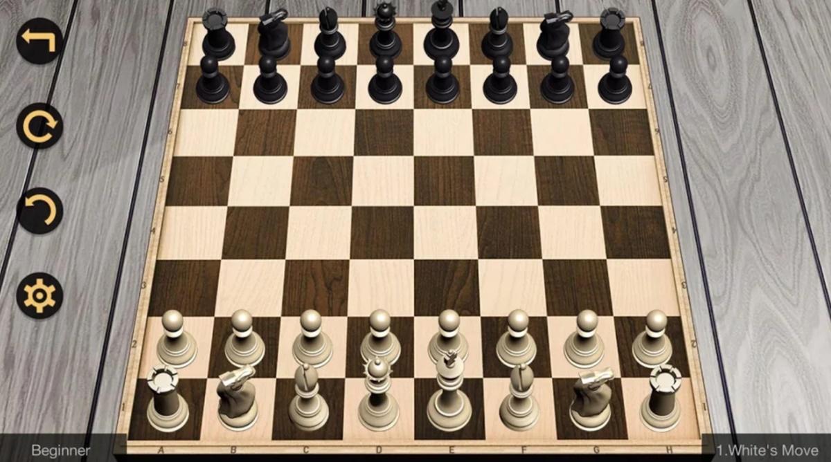Chess CanaryDroid - Mobil satranç uygulamaları