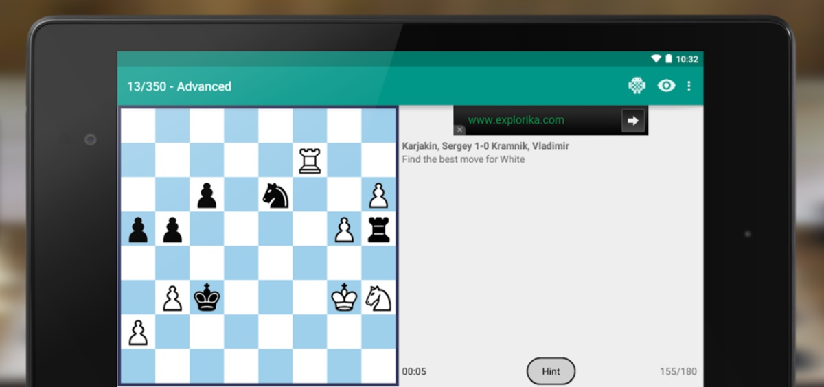 iChess - Mobil satranç uygulamaları