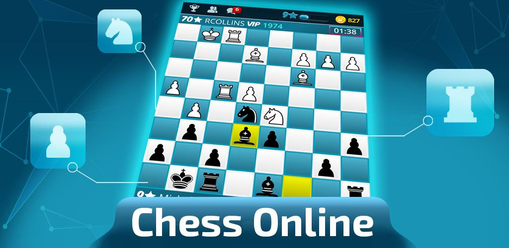Chess Online - Mobil satranç uygulamaları