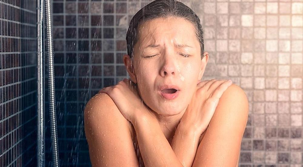 Eski tedavi yöntemleri - Soğuk duş