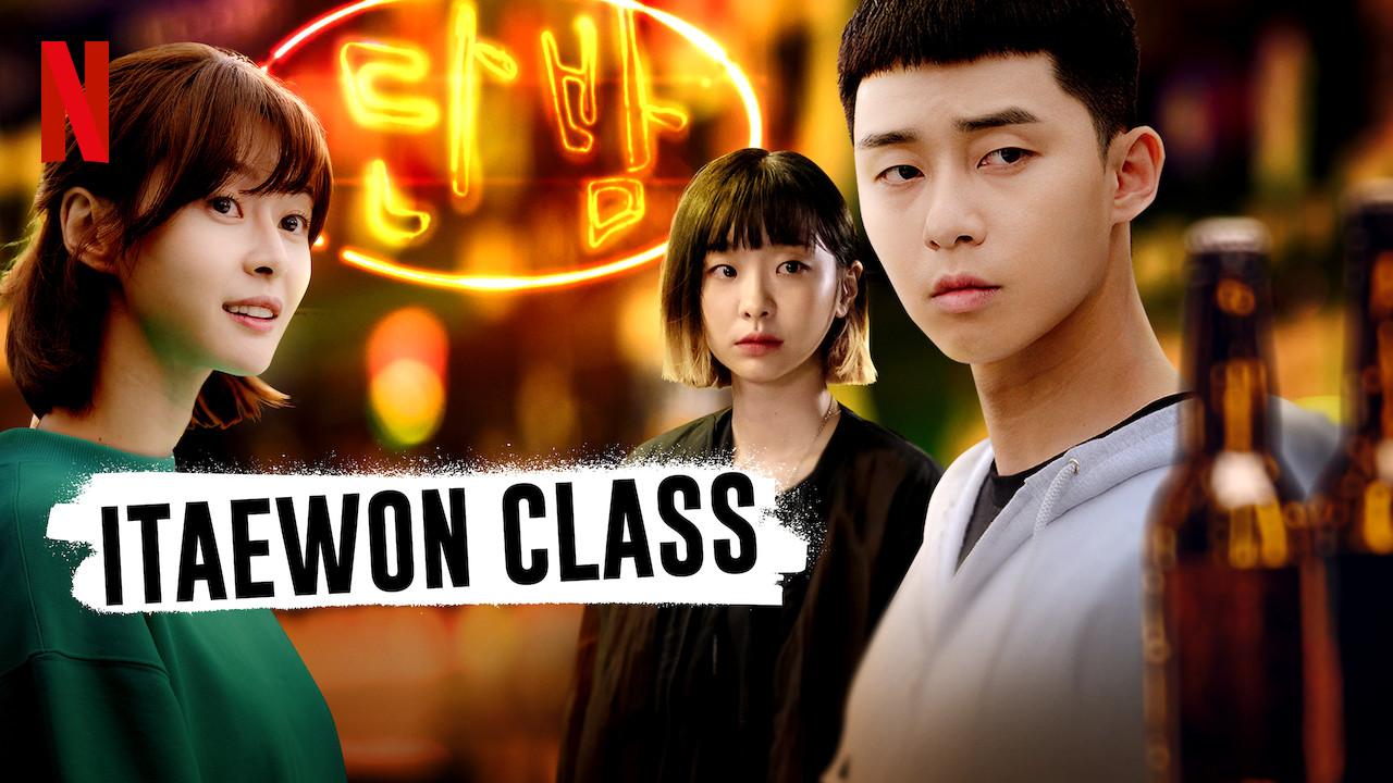 Itaewon Class kore dizileri listelist
