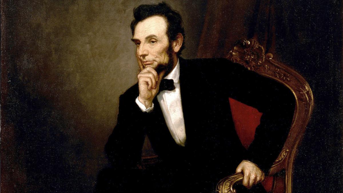 Abraham Lincoln kayıp hazineler konuşma metni