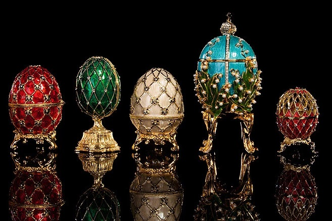Fabergé yumurtası