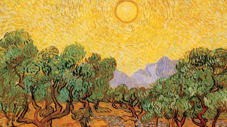 sarı tablo