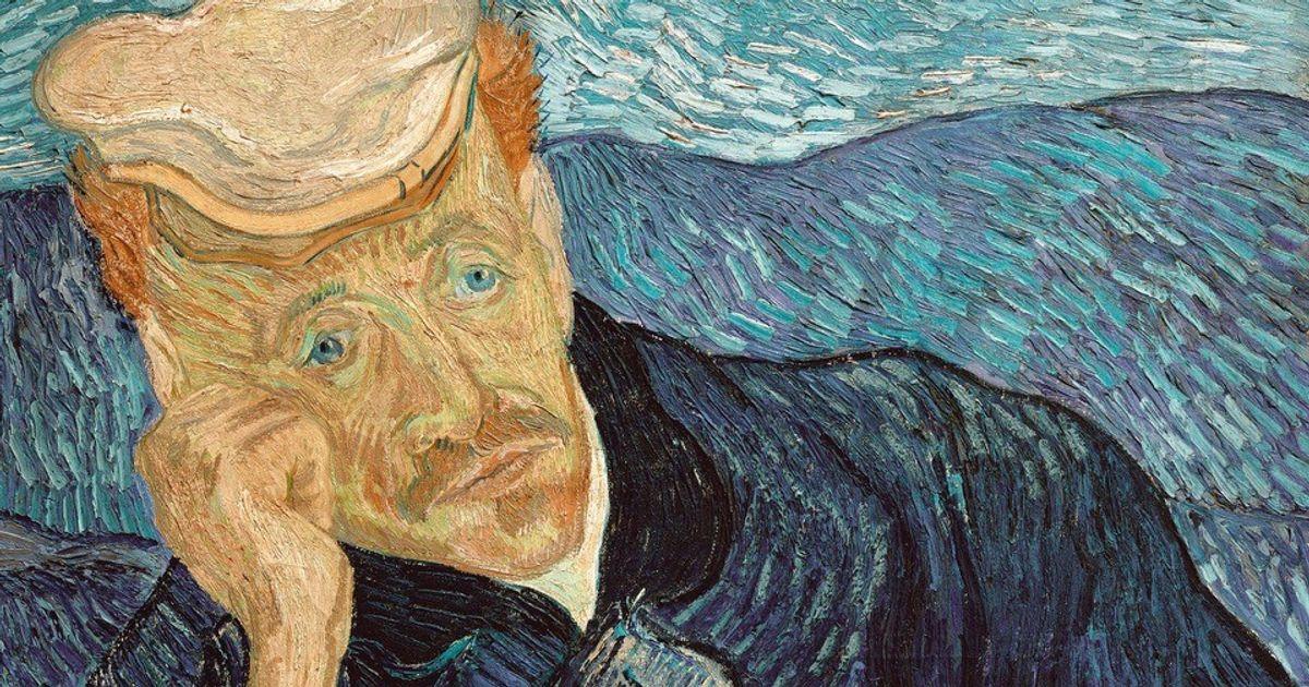 dr gachet portresi