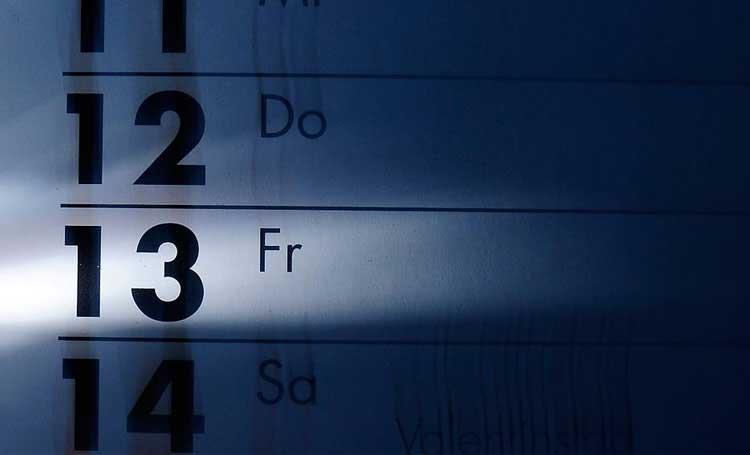 13. cuma 28 aralık uğursuz günler listelist