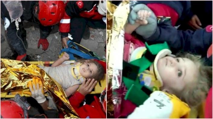 2020 güzel olaylar listelist Ayda ve Elif bebek izmir depremi