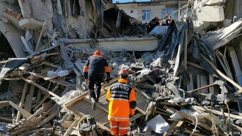 2020'de yaşanan felaketler - Elazığ depremi