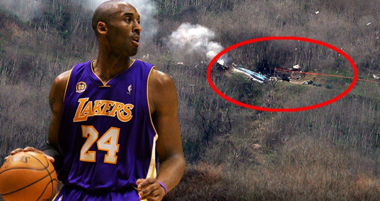2020'de yaşanan felaketler - Kobe Bryant