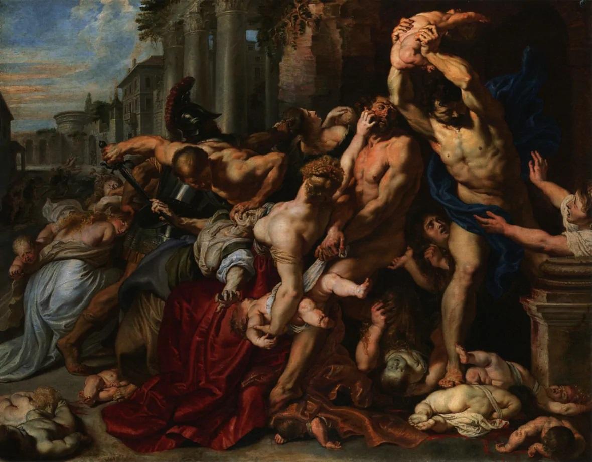 orta çağ holy innocents day kutsal masumlar günü