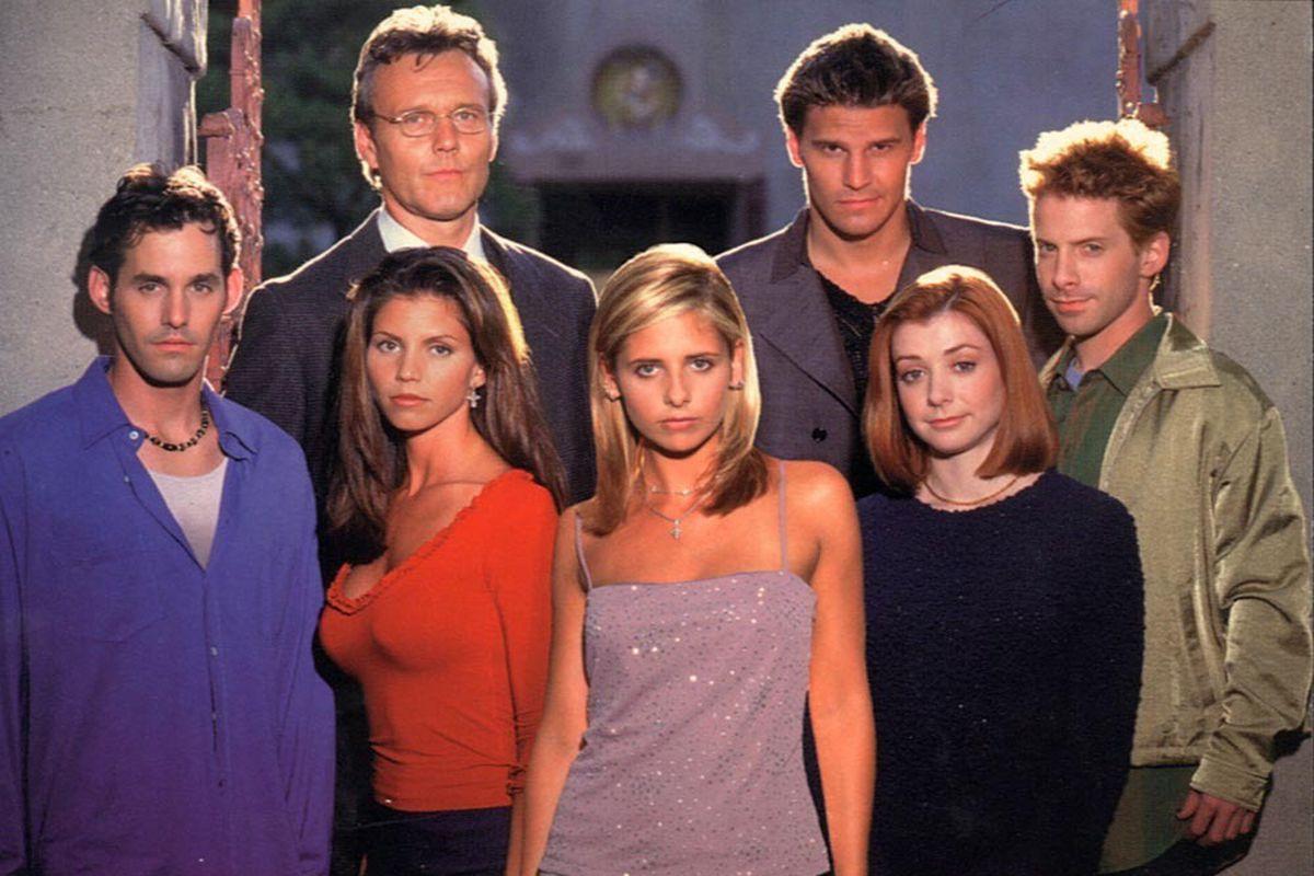 Kadınları anlatan diziler - Buffy the Vampire Slayer