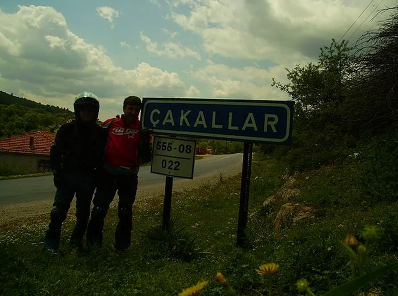Garip köy isimleri - Çakallar Köyü