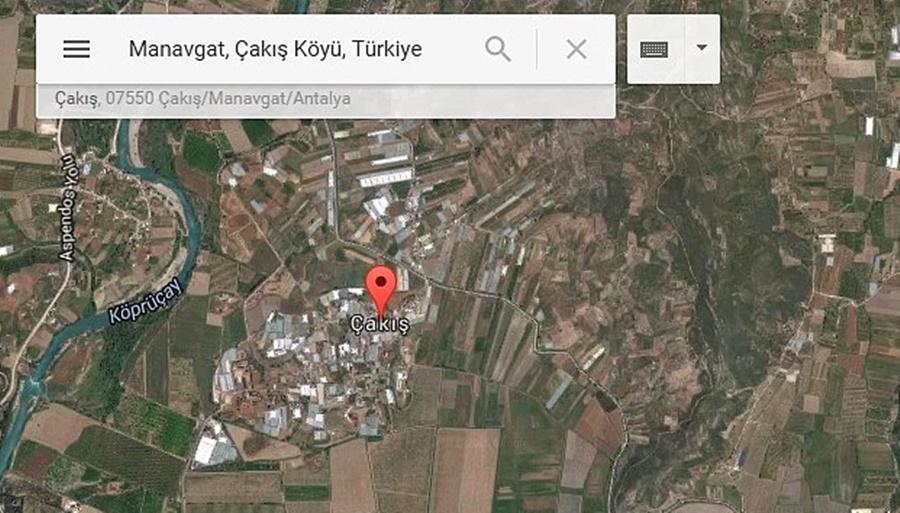 Çakış Köyü