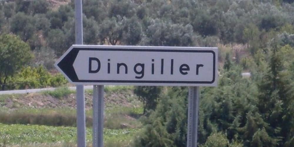Garip köy isimleri - Dingiller Köyü