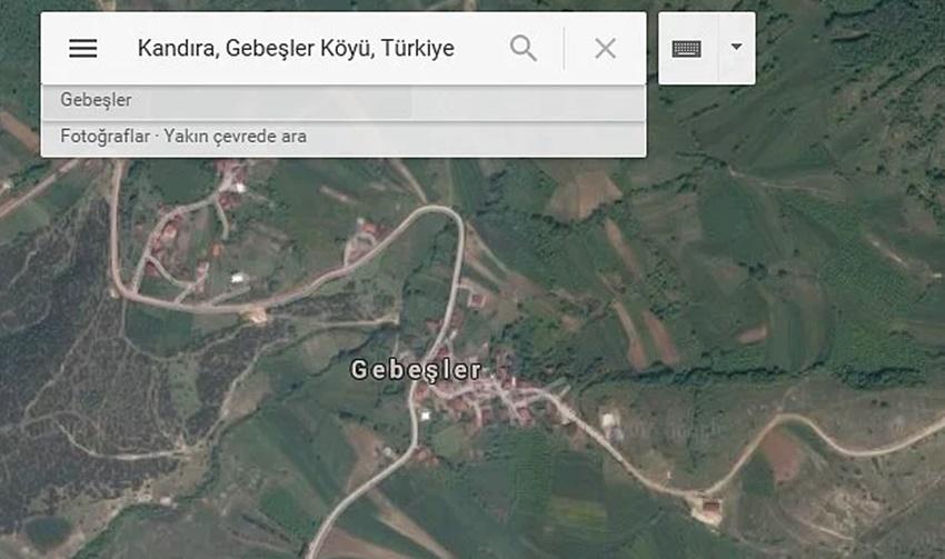 Garip köy isimleri - Gebeşler Köyü