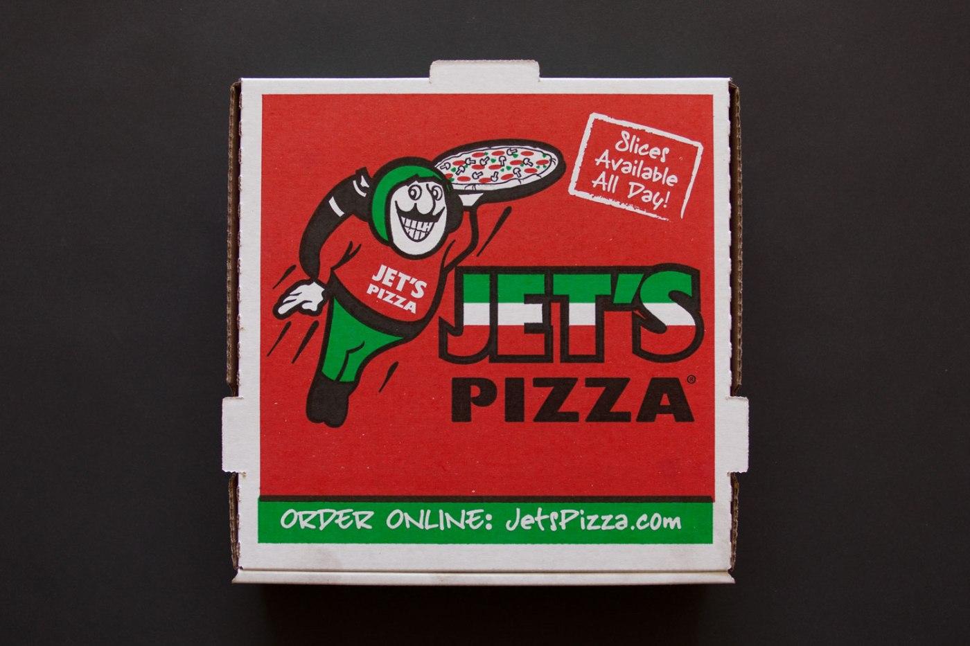 Pizza ile çözülen suçlar