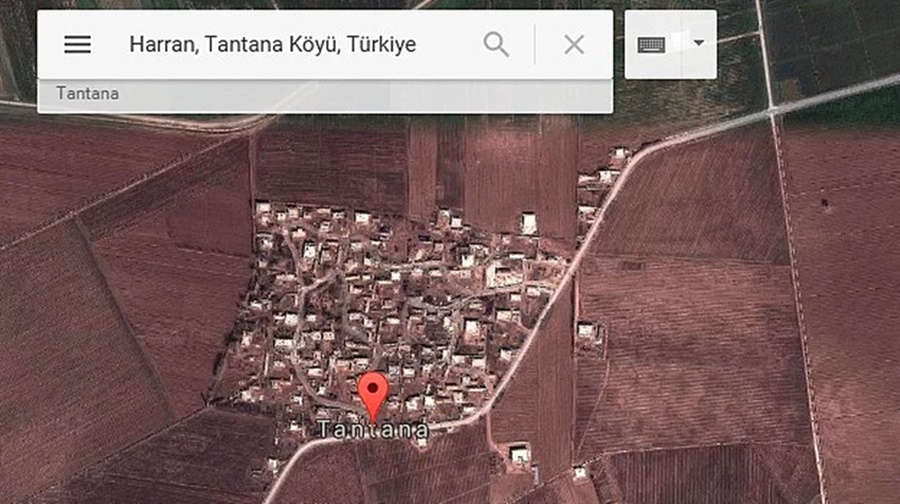 Garip köy isimleri - Tantana Köyü