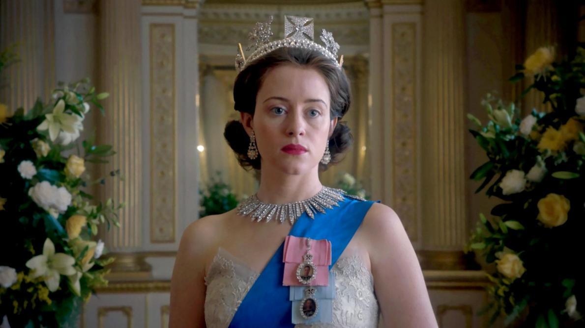 Kadınları anlatan diziler - The Crown